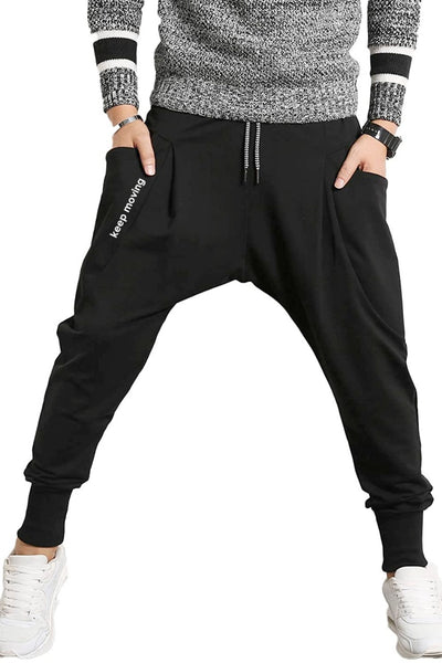 Keep Moving Mens Joggers