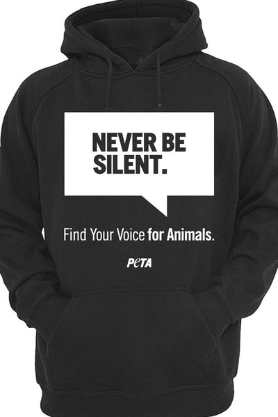 Never Be Silent Hoodie