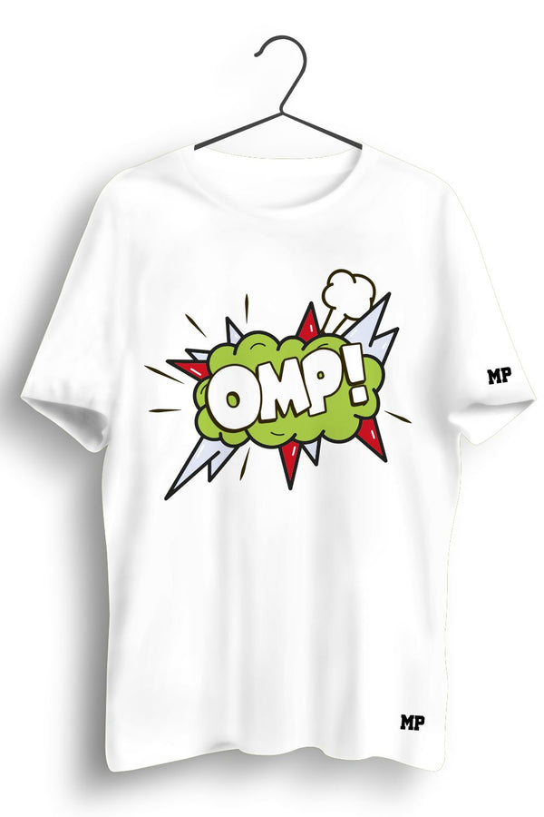 OMP Graphic Printed Tshirt