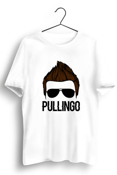 Pullingo Inspired White Tee