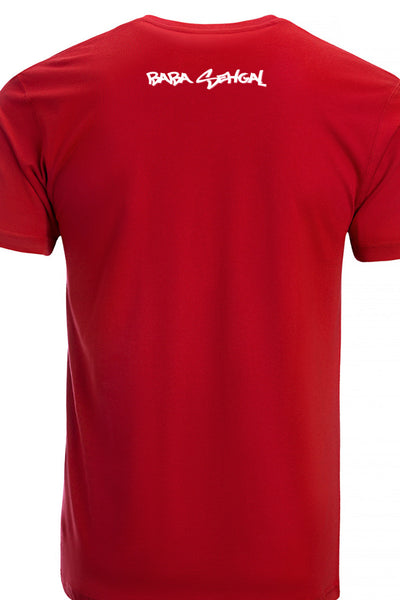 Going To The Gym Red Tshirt