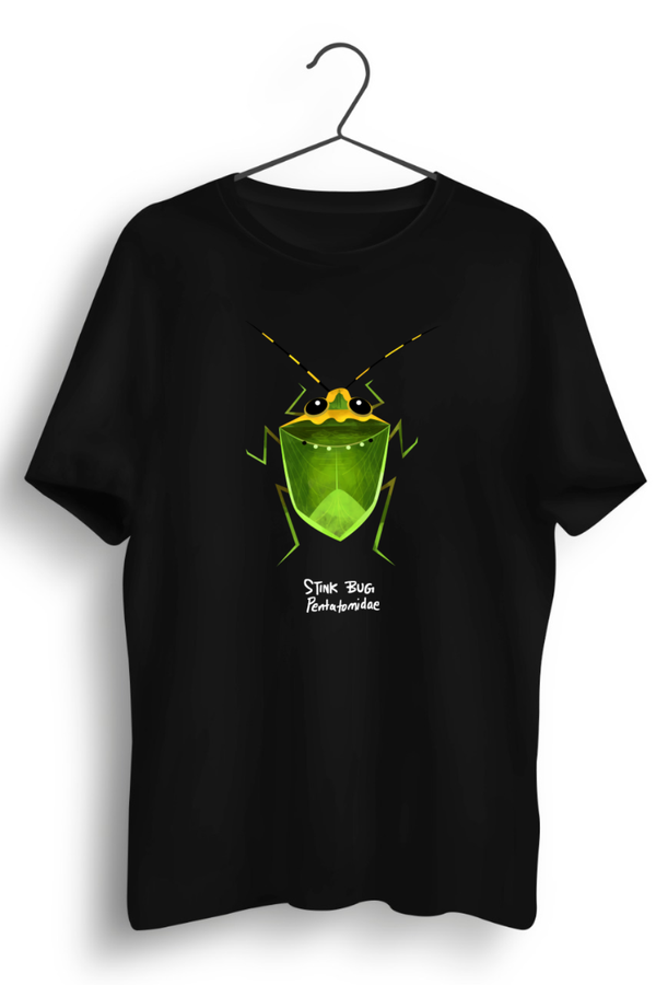Stink Bug Black Tshirt