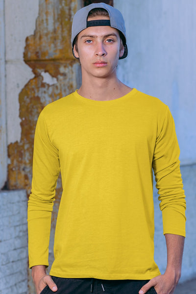 RAGE Premium Yellow Full Sleeve