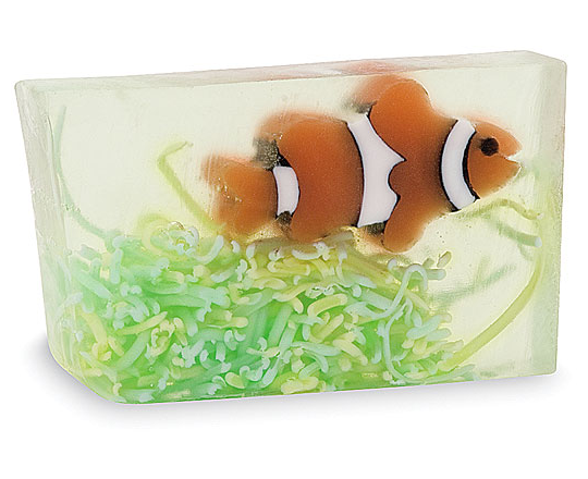 Clownfish soap