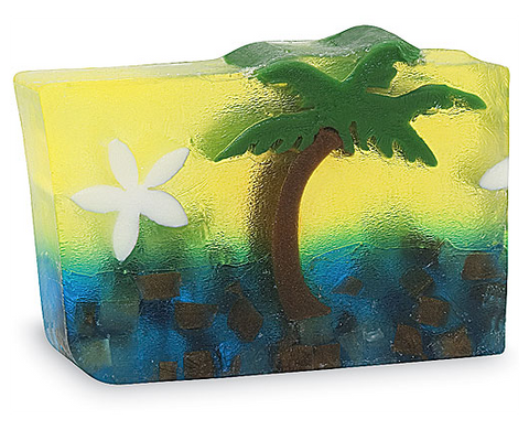 Paradise Sunset soap