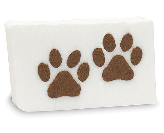 Pawprints soap