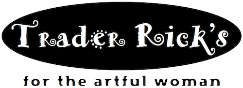 Trader Rick's for the artful woman