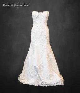 Deborah Wedding Gown
