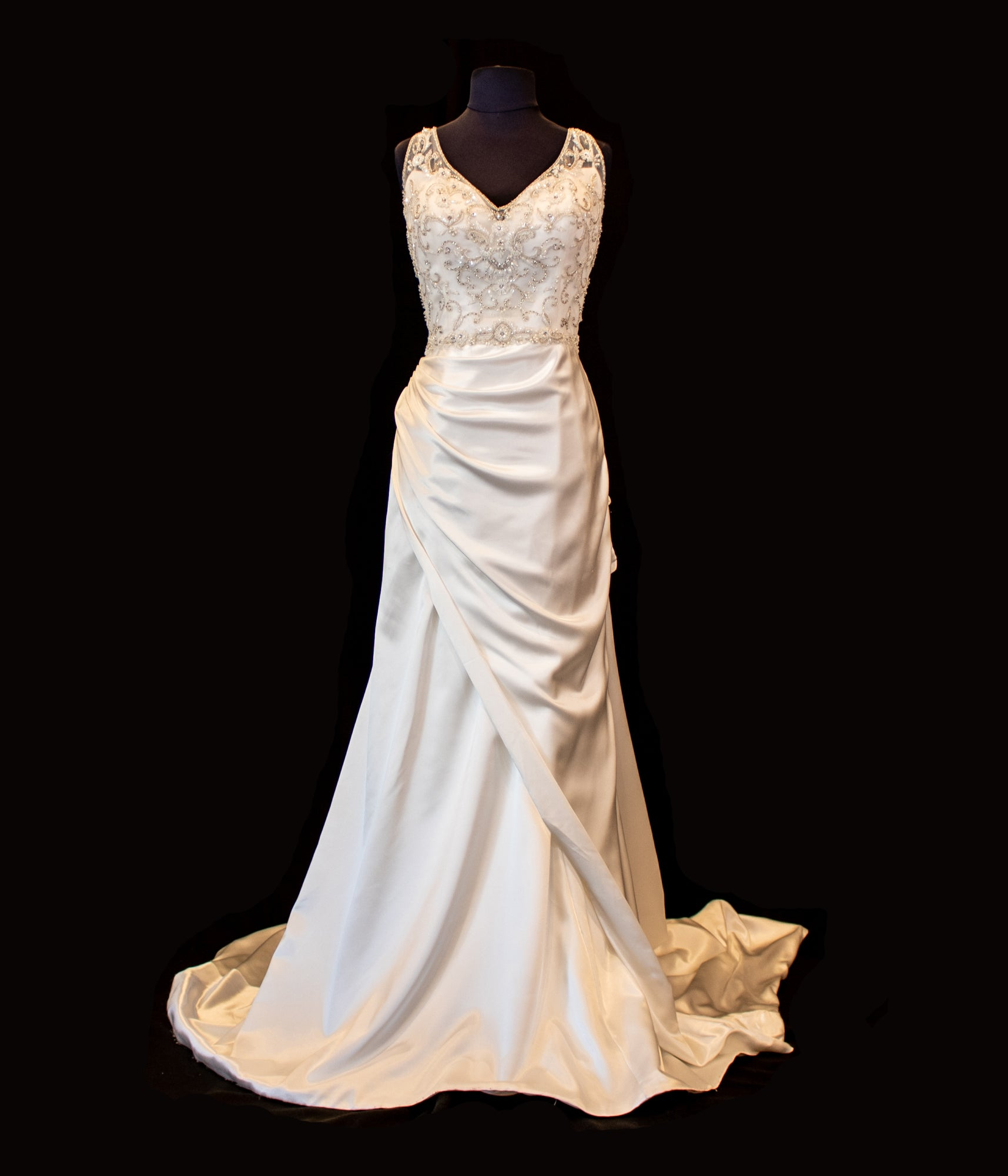 Tiffany Sheth Gown