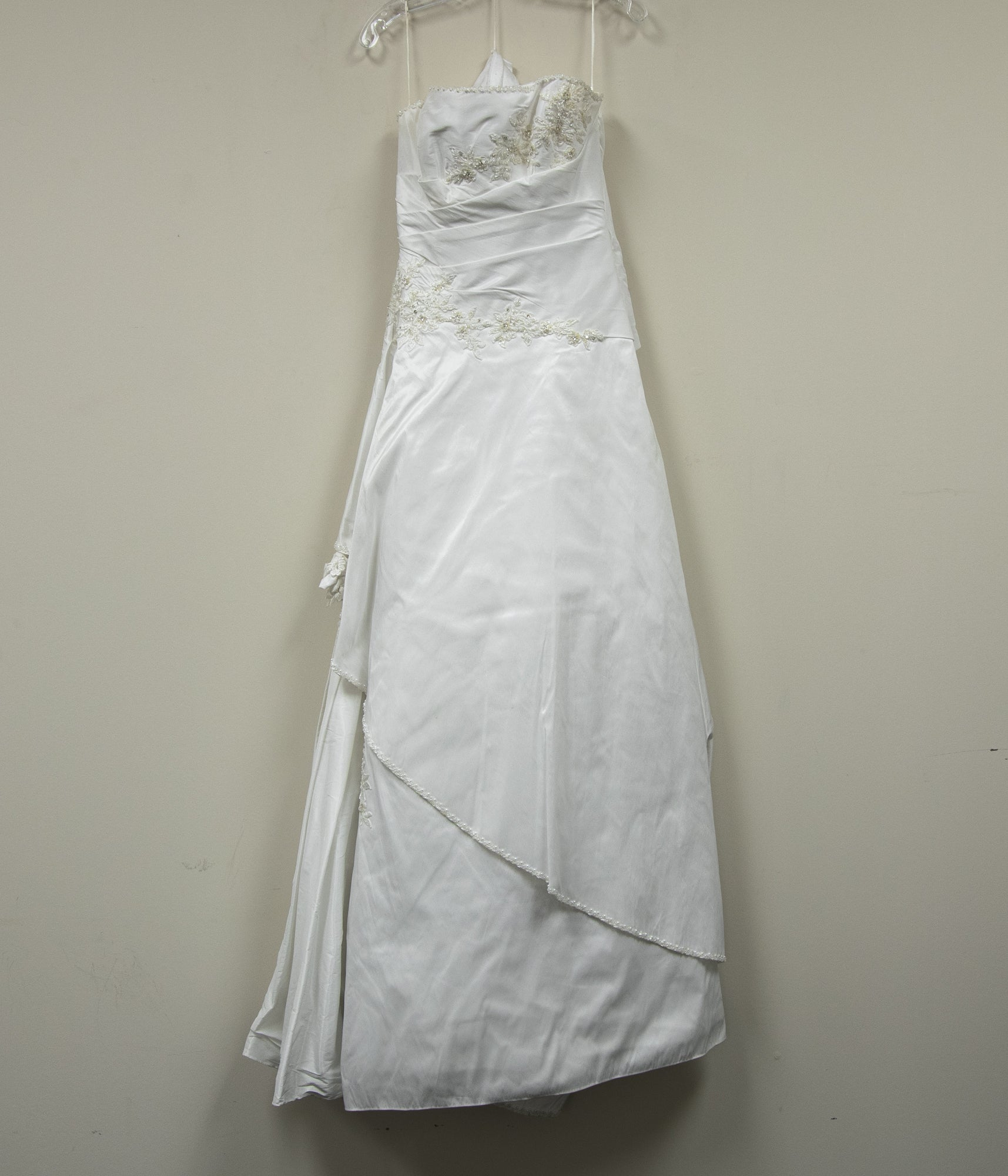 French Taffeta Gown