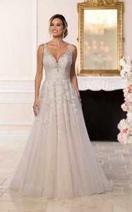 Affordable Romantic Wedding Dress By Stella York