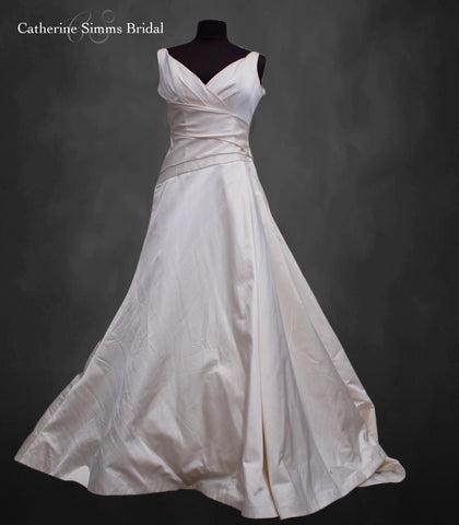 Cream Light Weight Gown