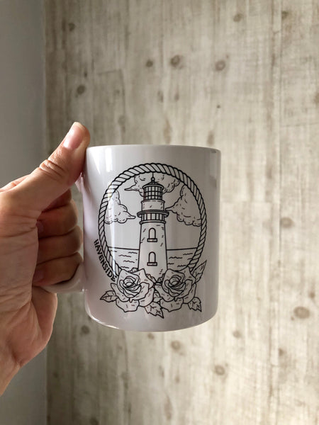 East Coast Havenside Mug