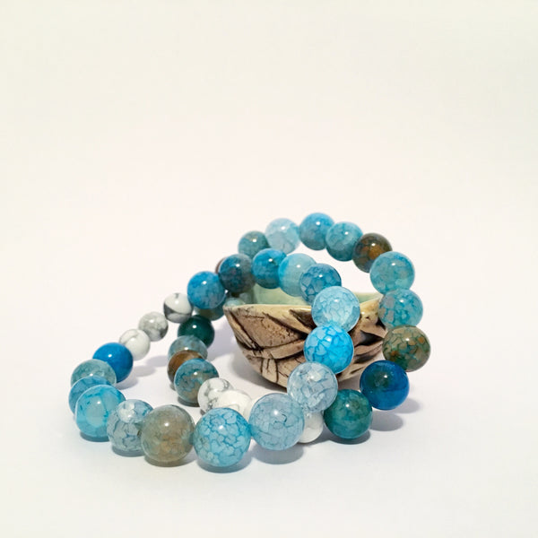 Irish Gemstone Bracelet