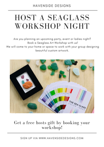 Host a Seaglass Workshop Night