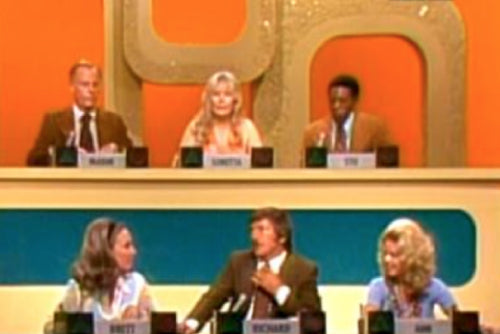 70s/80s GAME SHOW SET INSPIRATION