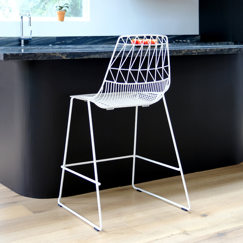 Stacking Lucy Counter Stool Bend Store
