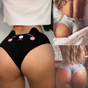 Kitty ears underwear