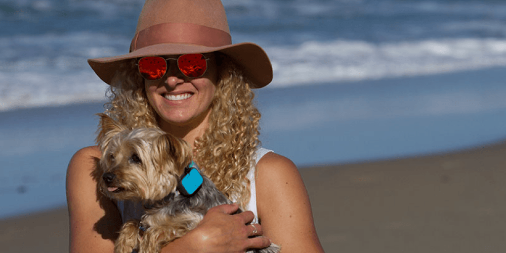 Olympian Lindsey Jacobellis and her pup Gidget are living their healthiest life, together. | Whistle