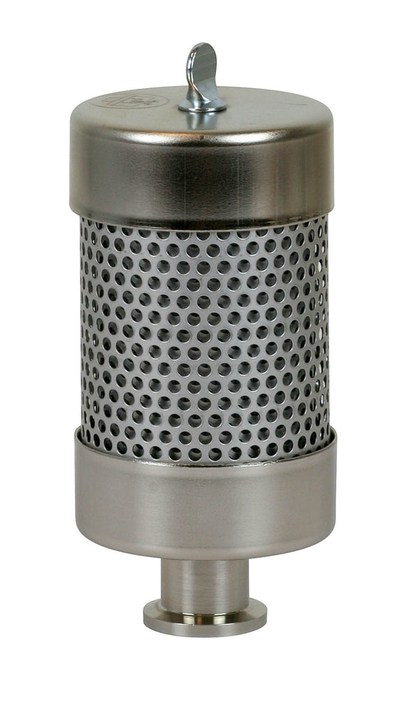 Exhaust Filter <span>1417P-8</span> and Replacement Element <span>1417R</span>