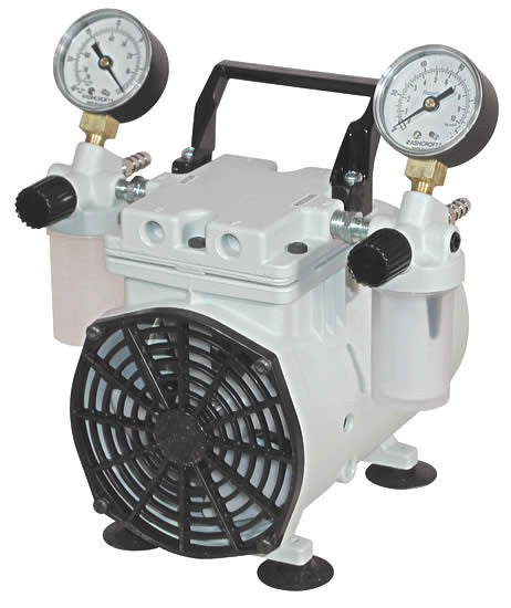 Standard duty WOB-L piston  pump, 22 L/min