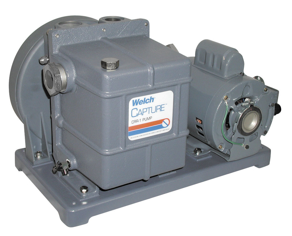 Capture Pump Refrigerant Recovery <span>CRR</span>