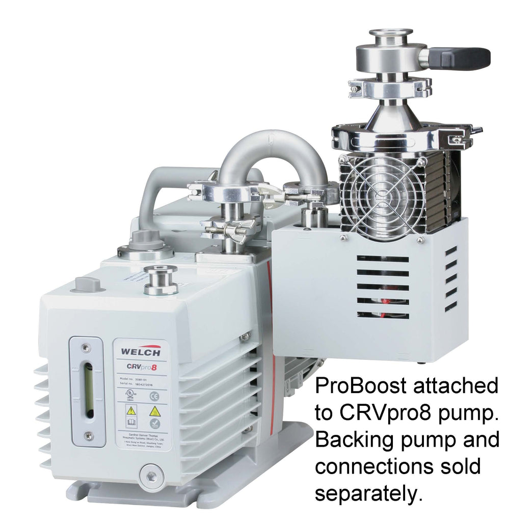 ProBoost Air-Cooled Diffusion Pump <span>ProBoost</span>