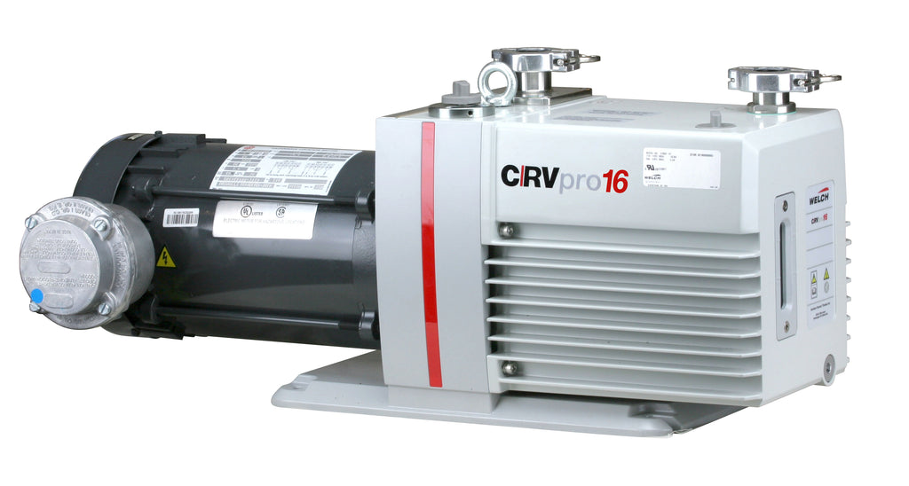CRVpro16 Vacuum Pump With Explosion Proof Motor <span>CRVpro16 XPRF</span>