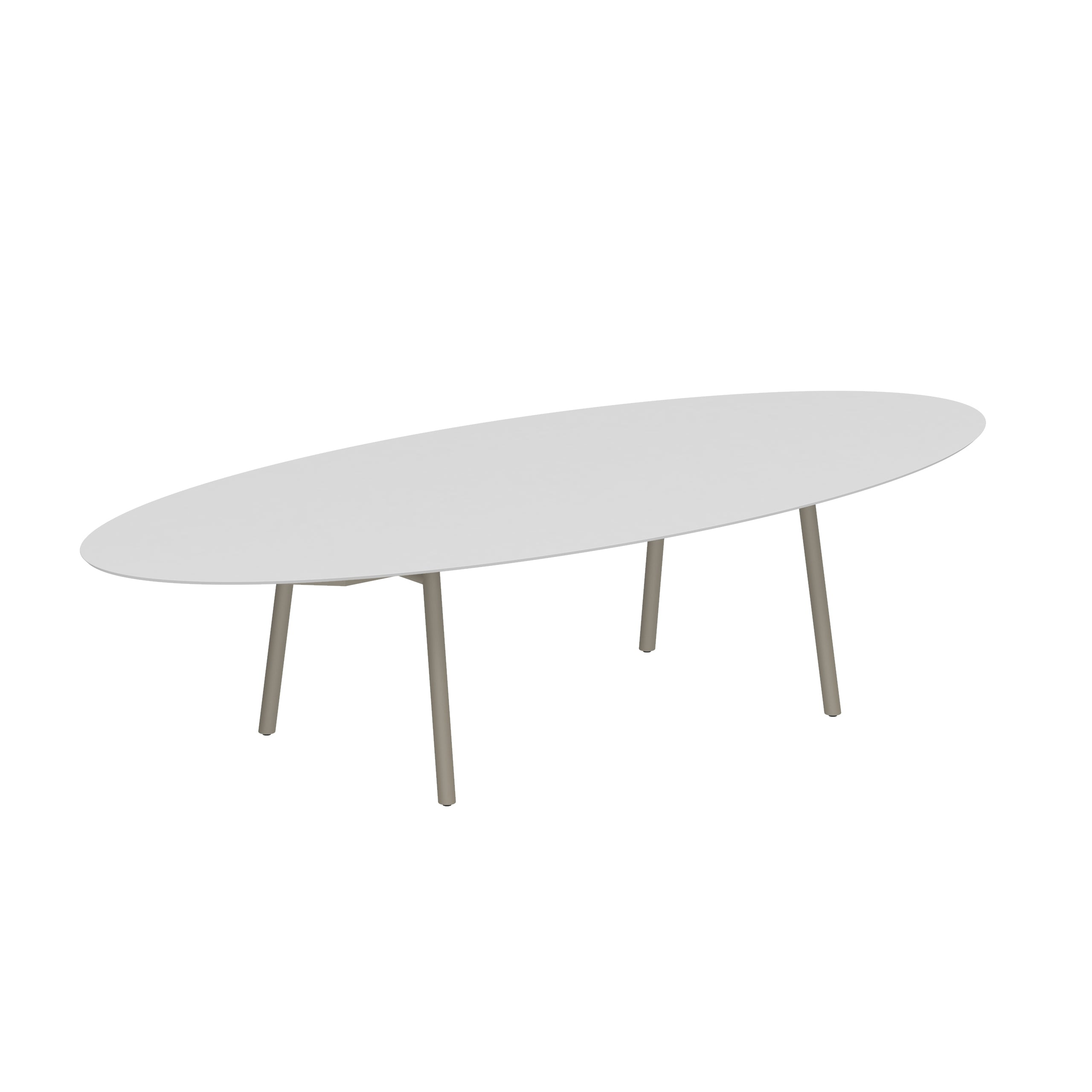 Bace Oval Table