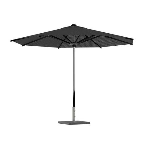 Shady Stainless Steel & Coated Aluminium Parasol