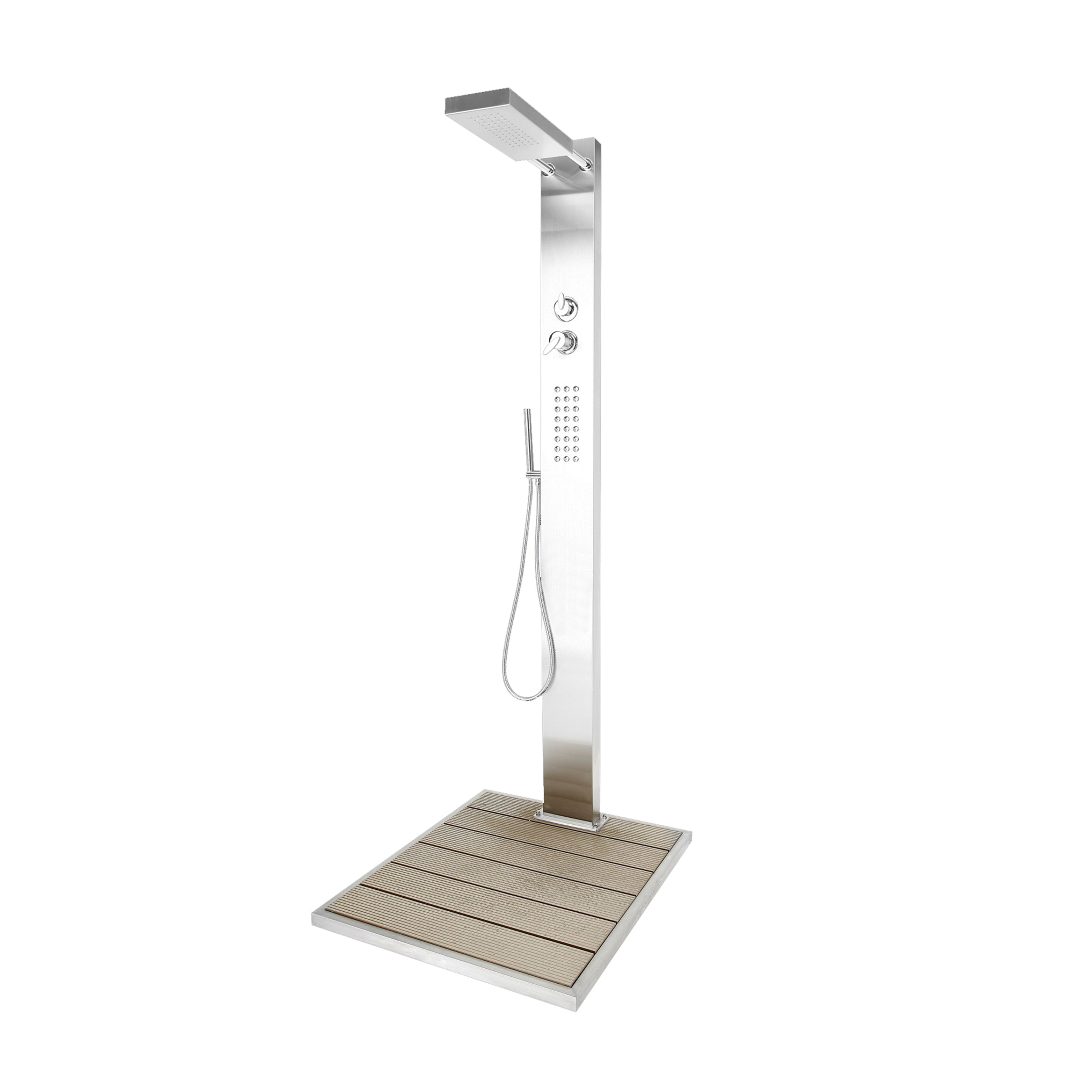Latitude Shower