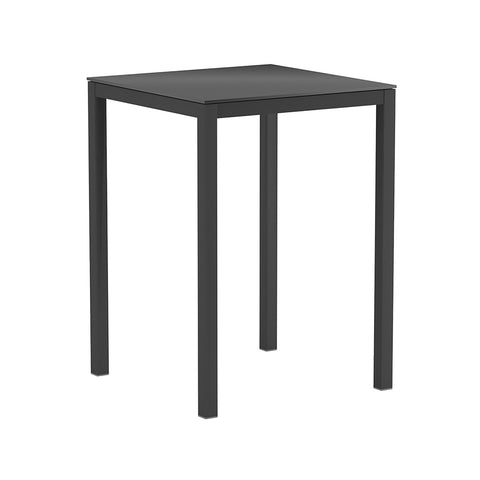 Taboela Powder-coated Square Dining Tables