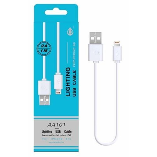 One plus Lighting USB Cable for Iphone 5/6/7/8/X