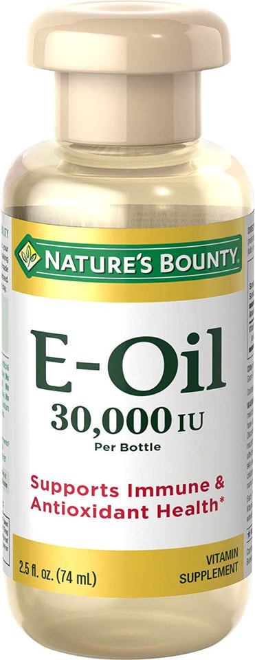 Nature's Bounty : E-Oil