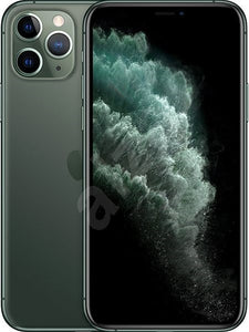 "Apple iPhone 11 Pro, 5.8"", 4Go, 256Go -midnight green - Garantie 1 an"
