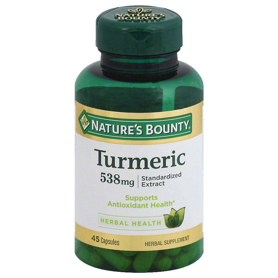 Nature's bounty : Turmeric