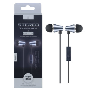 OnePlus Stereo Earphones with High-Clarity mic