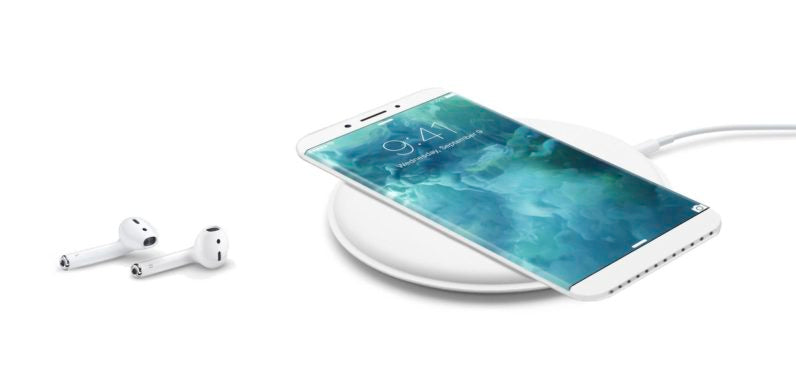 Wireless Apple charger