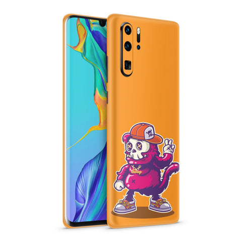 Skin Monkey Hip Pop para Equipos Huawei