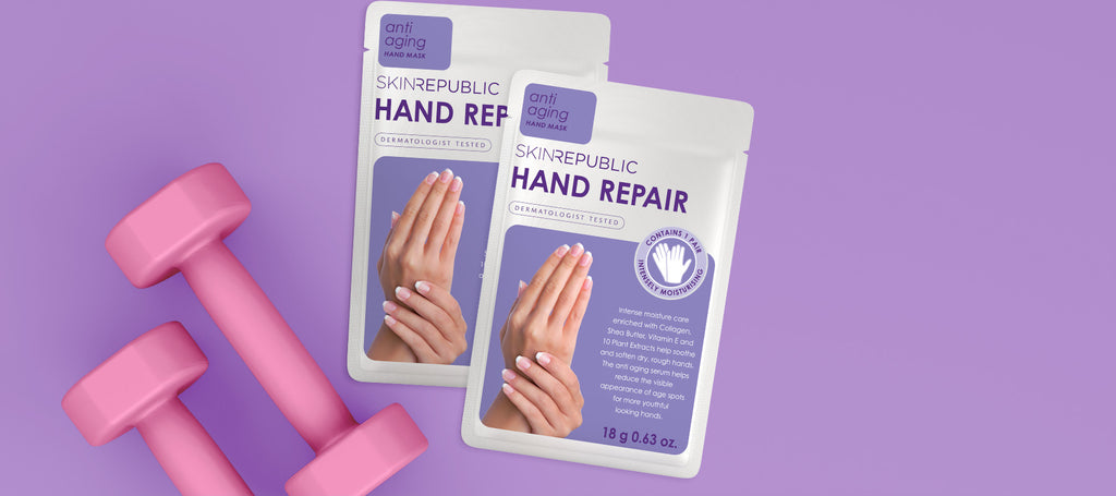 The six best hand masks –  Hand Repair Masks - Skin Republic