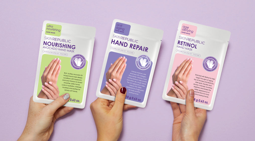 Skin Republic Sheet Masks Online - Korean Skin Care