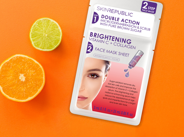 Vitamin C The skin-boosting ingredient you need to know about - Face Mask Sheets - Skin Republic