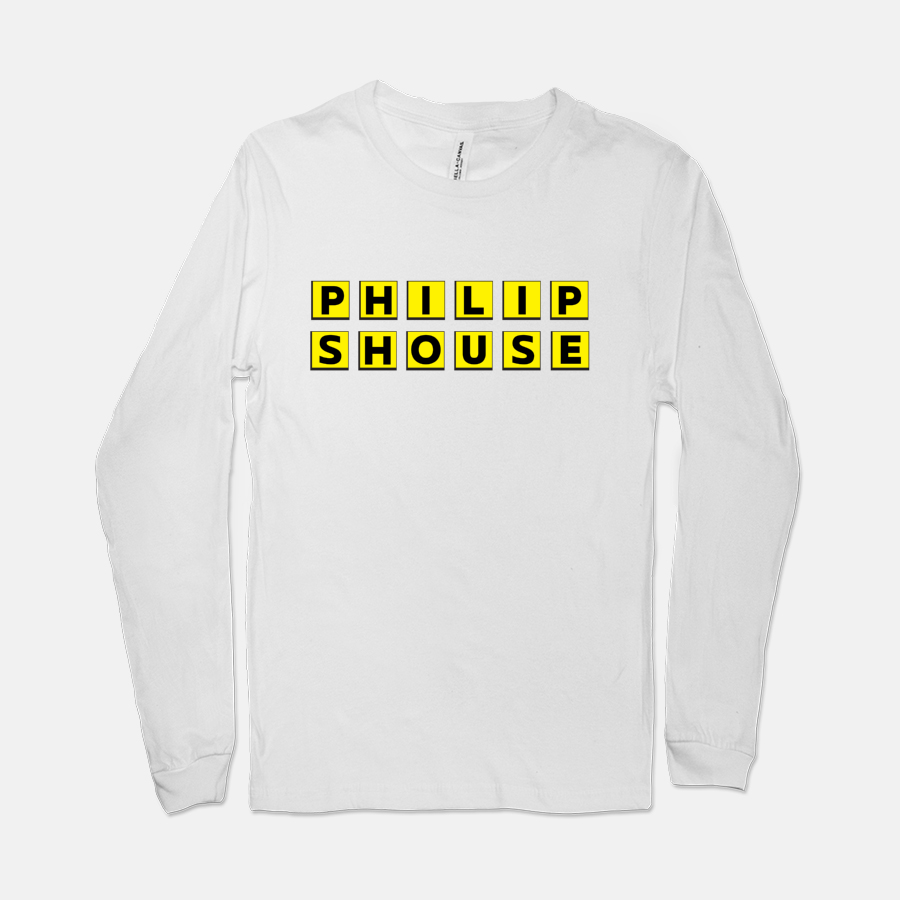 Philip Shouse Bella Canvas Unisex Jersey Long Sleeve Tee 3501