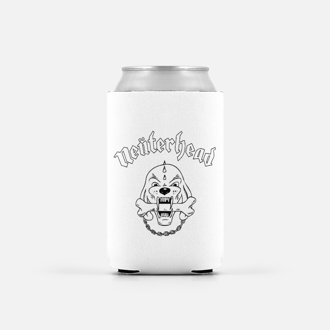 NeuterHead Can Cooler