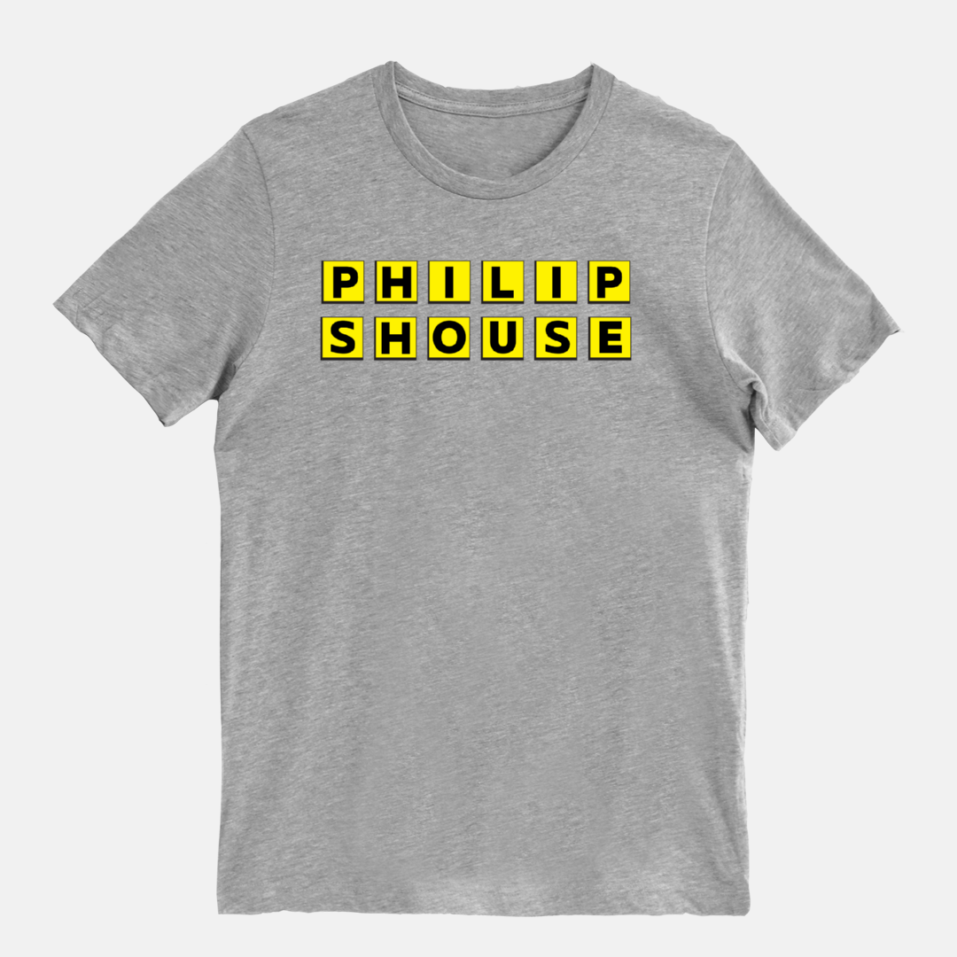 Philip Shouse Bella Canvas Unisex Tee 3001 - 2XL-3XL