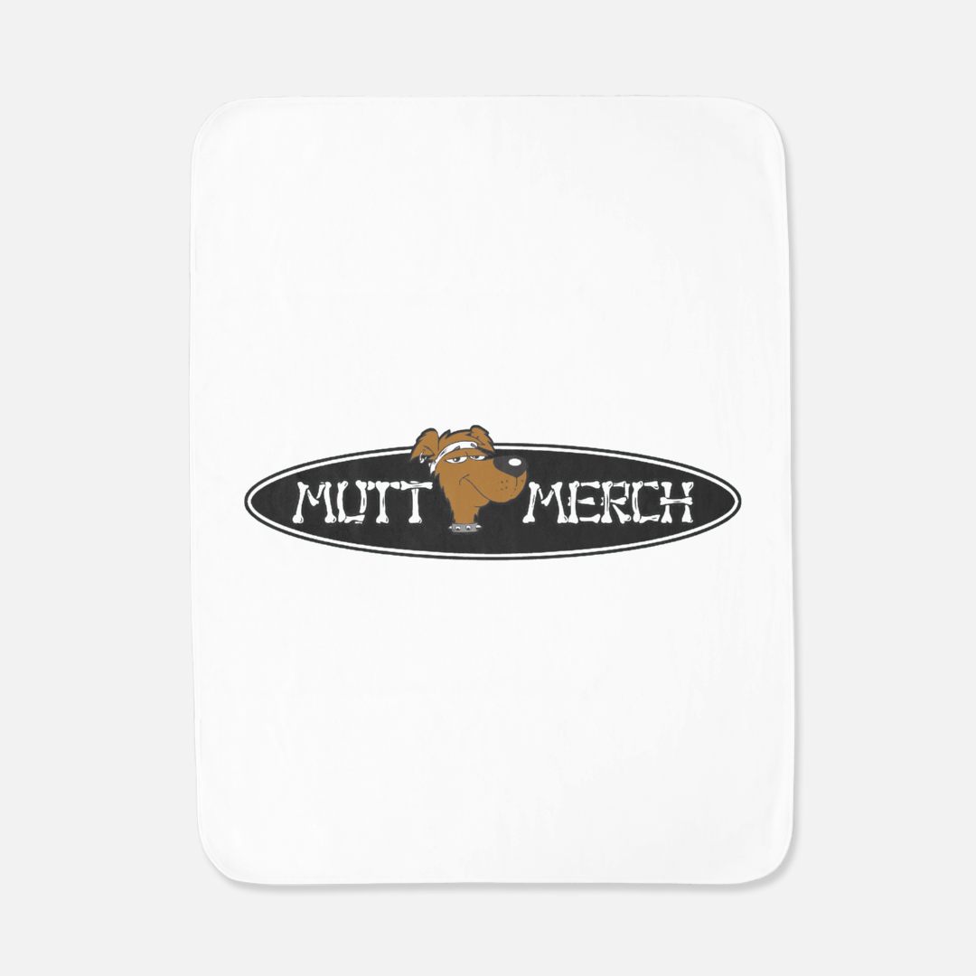 Mutt Merch Pet Lap Blanket