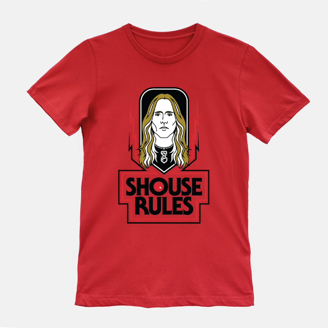 Shouse Rules Bella Canvas Unisex Tee 3001 - 2XL-3XL