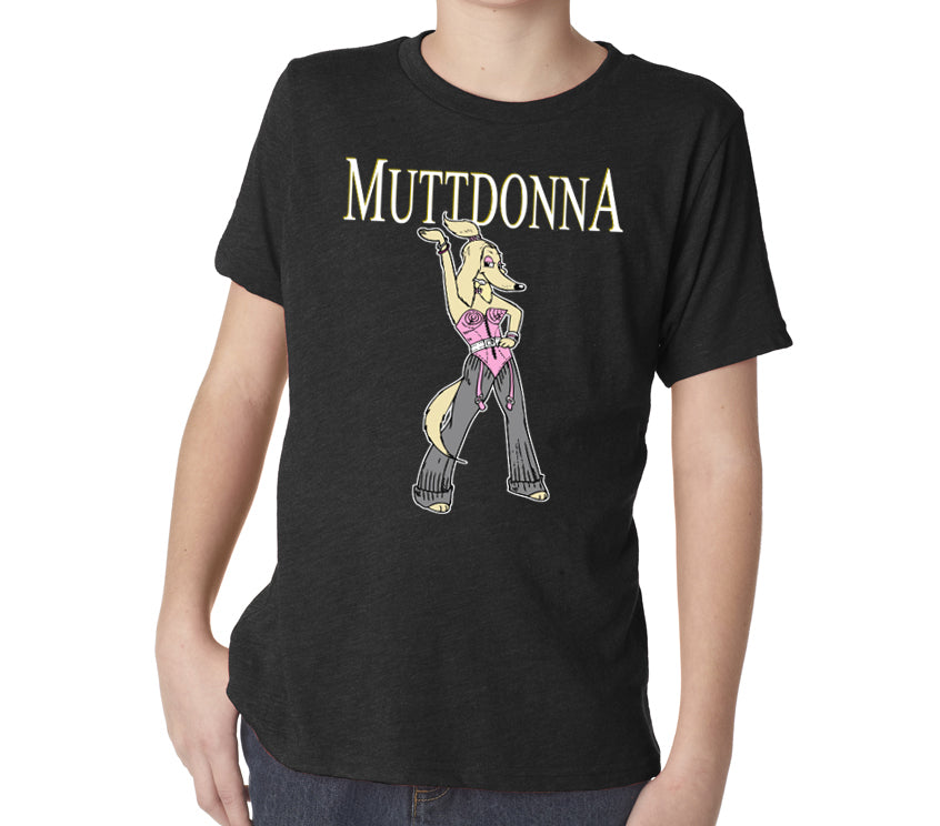 Muttdonna Boys' T-Shirt
