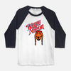 Waggie Nelson Bella Canvas Unisex Baseball T-Shirt - 3200