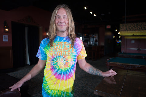 Grateful Dane Tie Dye Unisex T-Shirt